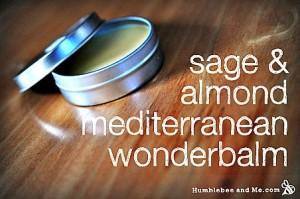 How to Make Homemade Mediterranean Wonderbalm