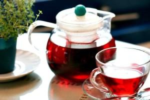 Homemade Headache Cure Tea