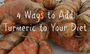 4 Ways to Add Turmeric to Your Diet
