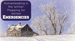How to Prepare for Winter Emergencies