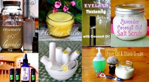 Top 25 Homemade Holiday Gifts with Essential Oils