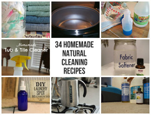 34 DIY Natural Air Fresheners You Can Make