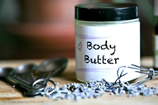 Annie's Favorite Homemade Body Butter Recipe