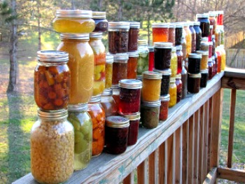 85 Different Canning Recipes