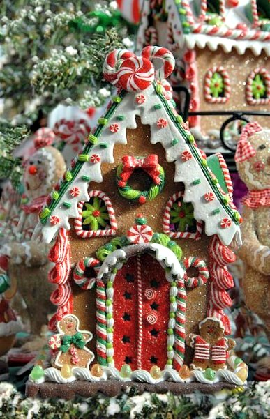 Gingerbread House Fails