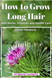 FREE Kindle EBook Alert 12-27-13 ~ How to Grow Long Hair with Herbs, Vitamins and Gentle Care