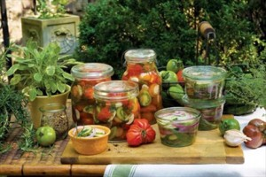 Four Easy Pickle Recipes