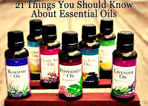 21 Important Things You Should Know About Essential Oils