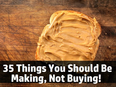 35 things to make not buy
