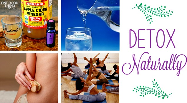 7 Ways to Detox Naturally