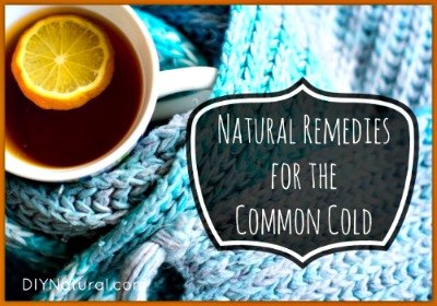 natural remedies for commn cold