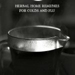 8 Herbal Home Remedies & Recipes For Colds And Flu