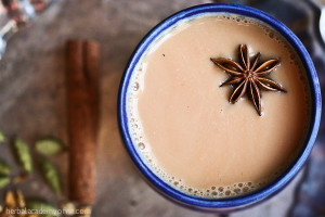 Immune Boosting Chai Tea