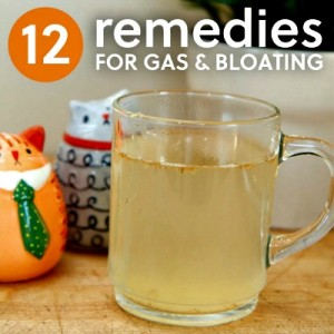 12 Remedies to Get Rid of Gas & Bloating