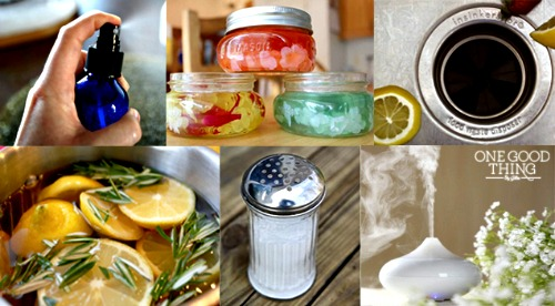 13 Natural Ways To Keep Your House Smelling Fresh Herbs