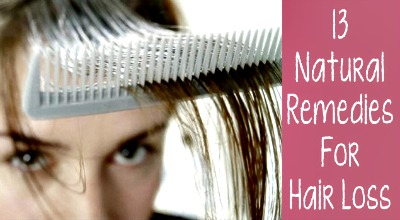 best natural hair-loss remedies