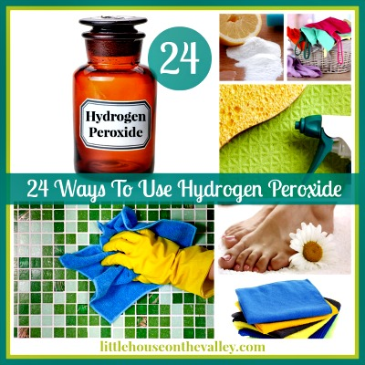best hydrogen peroxide uses