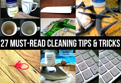best cleaning tips, best cleaning tricks