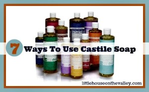 best uses for castile soap