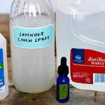 Homemade Lavender Linen Spray Recipe