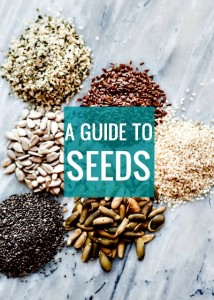 A Guide to Healthy Seeds You Can Eat