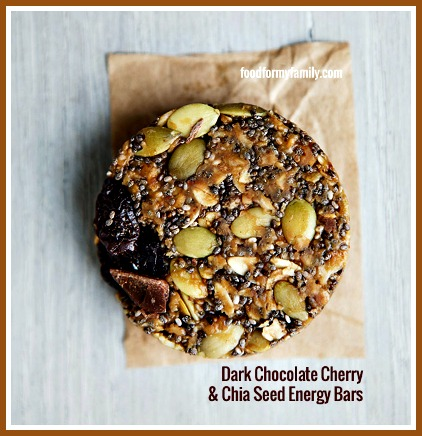 best homemade energy bar