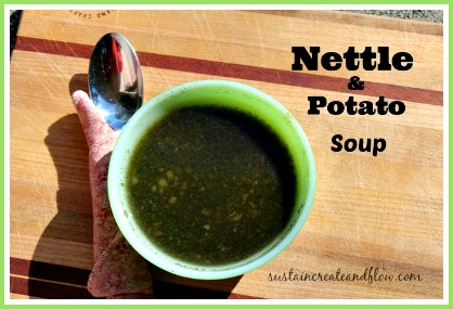 best nettle soup recipe