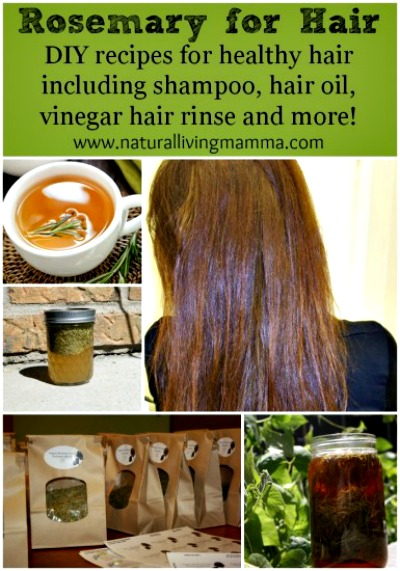 best rosemary hair care recipes