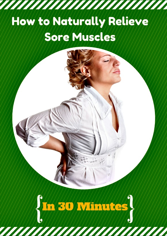 3 Go-To Home Remedies for Sore Muscles (That Work in 30 Min.)