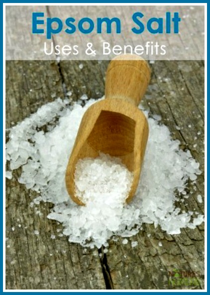 Benefits and Uses for Epsom Salt