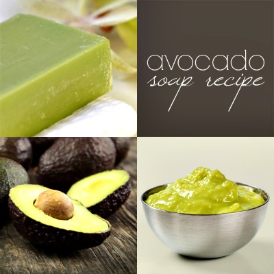 Homemade Avocado Soap Recipe