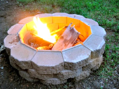 How to Make a DIY Fire Pit