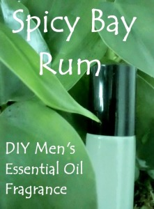 Spicy Bay Rum Blend – DIY Men's Cologne