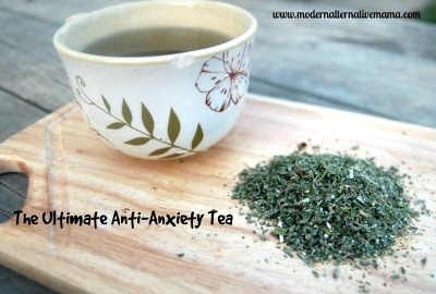 How to Make an All-Natural Anti-Anxiety Tea