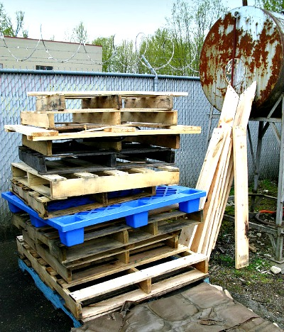 Everything You Ever Wanted to Know About Pallet Wood