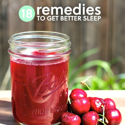18 Home Remedies to Help You Sleep Better