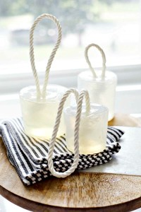 DIY Soap On A Rope Recipe
