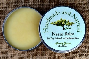How to Make a Healing Neem Balm for Dry, Irritated & Inflamed Skin [Video]