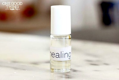 How to Make an Essential Oils Healing Stick