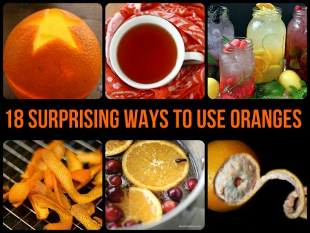 18 Surprising Ways To Use Oranges