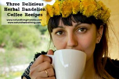 3 Dandelion Coffee Recipes – Herbal Coffee You Will Love