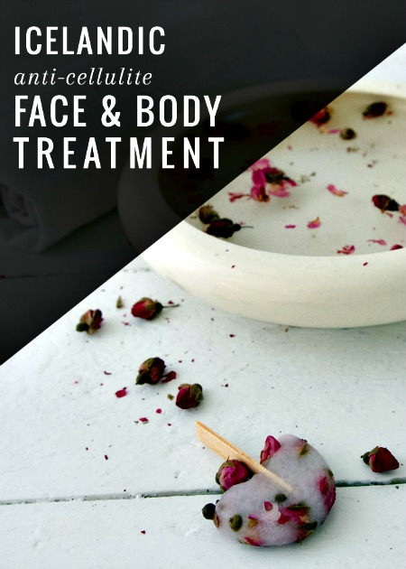 Icelandic Anti-Cellulite Face and Body Treatment