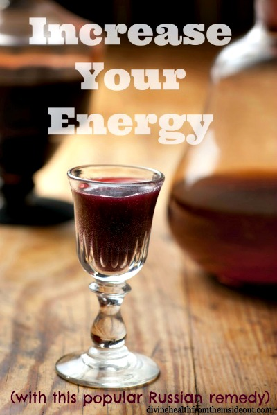 Increase Your Energy With This Popular Russian Remedy