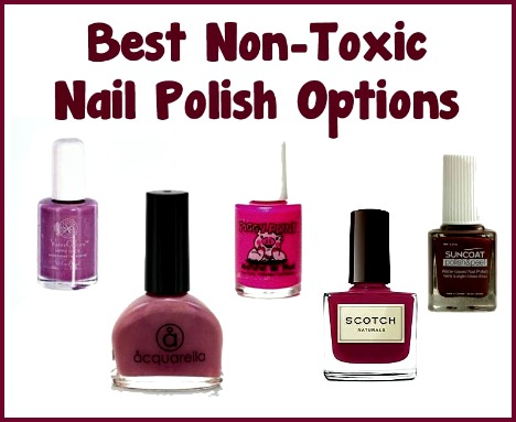 What are the Best Non-Toxic Nail Polish Options?