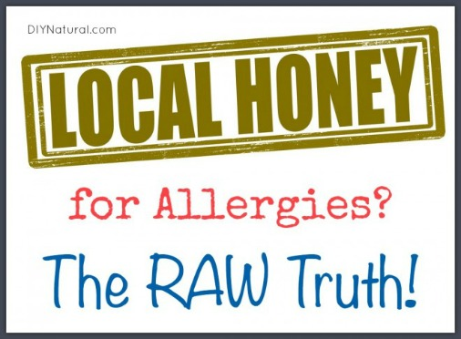 Does Local Raw Honey Really Help With Allergies