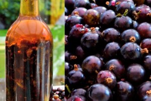 Homemade Blackcurrant Rum Liqueur Recipe (For Adults)