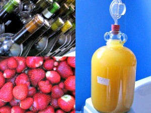 How to Make Fruit, Flower, or Vegetable Wines
