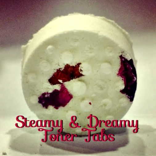 How to Make Steamy & Dreamy Skin Toner Tabs