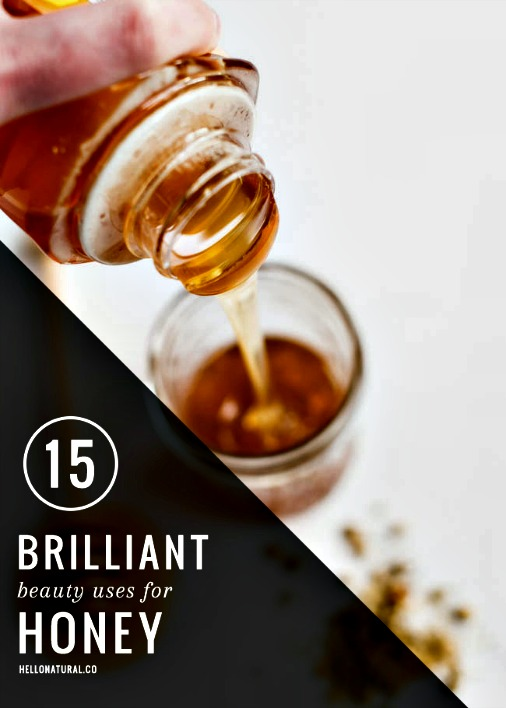 15 Brilliant Beauty Uses for Honey