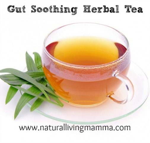 How to Make a Gut Soothing Herbal Tea Blend